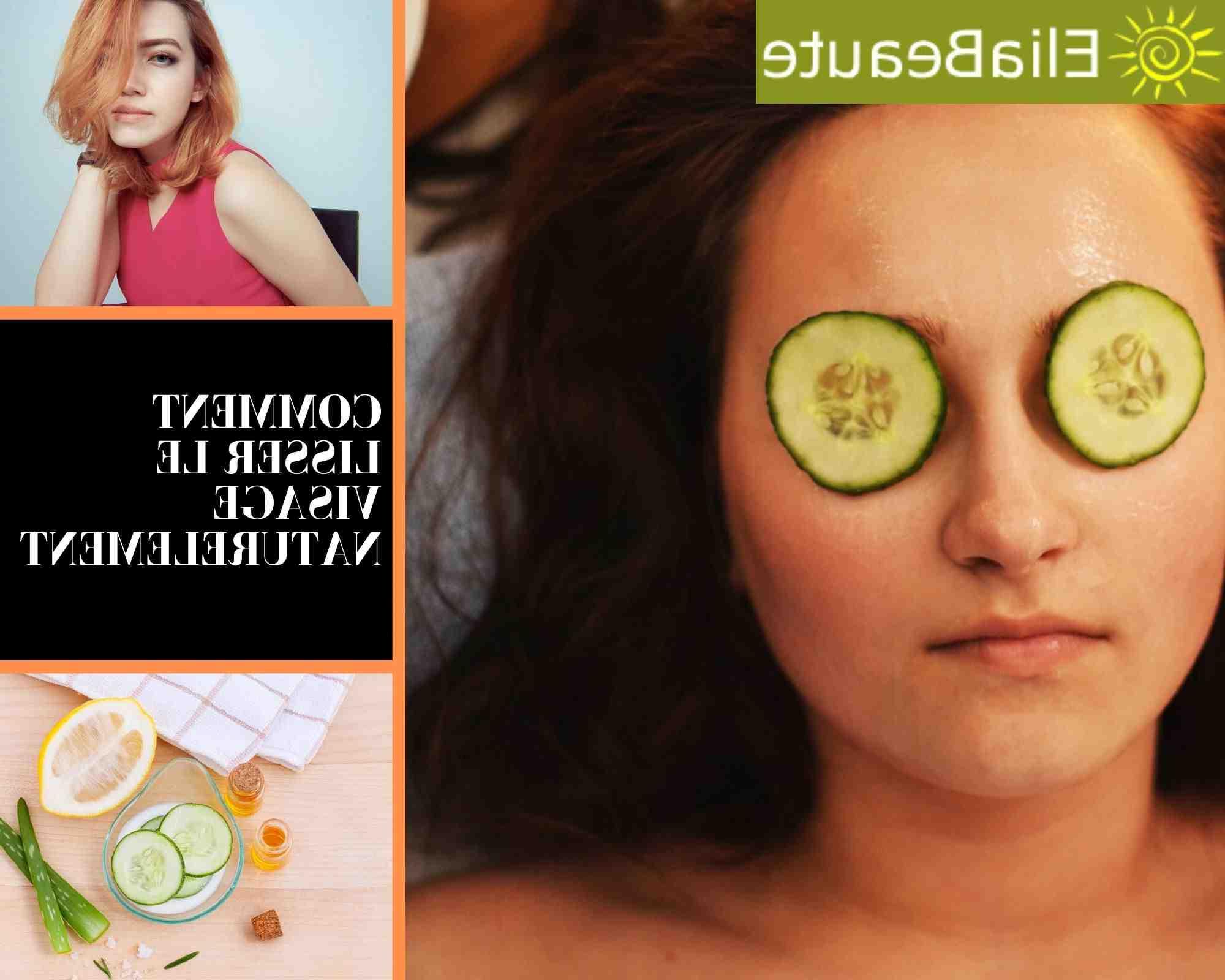 Comment enlever les imperfections du visage naturellement ?