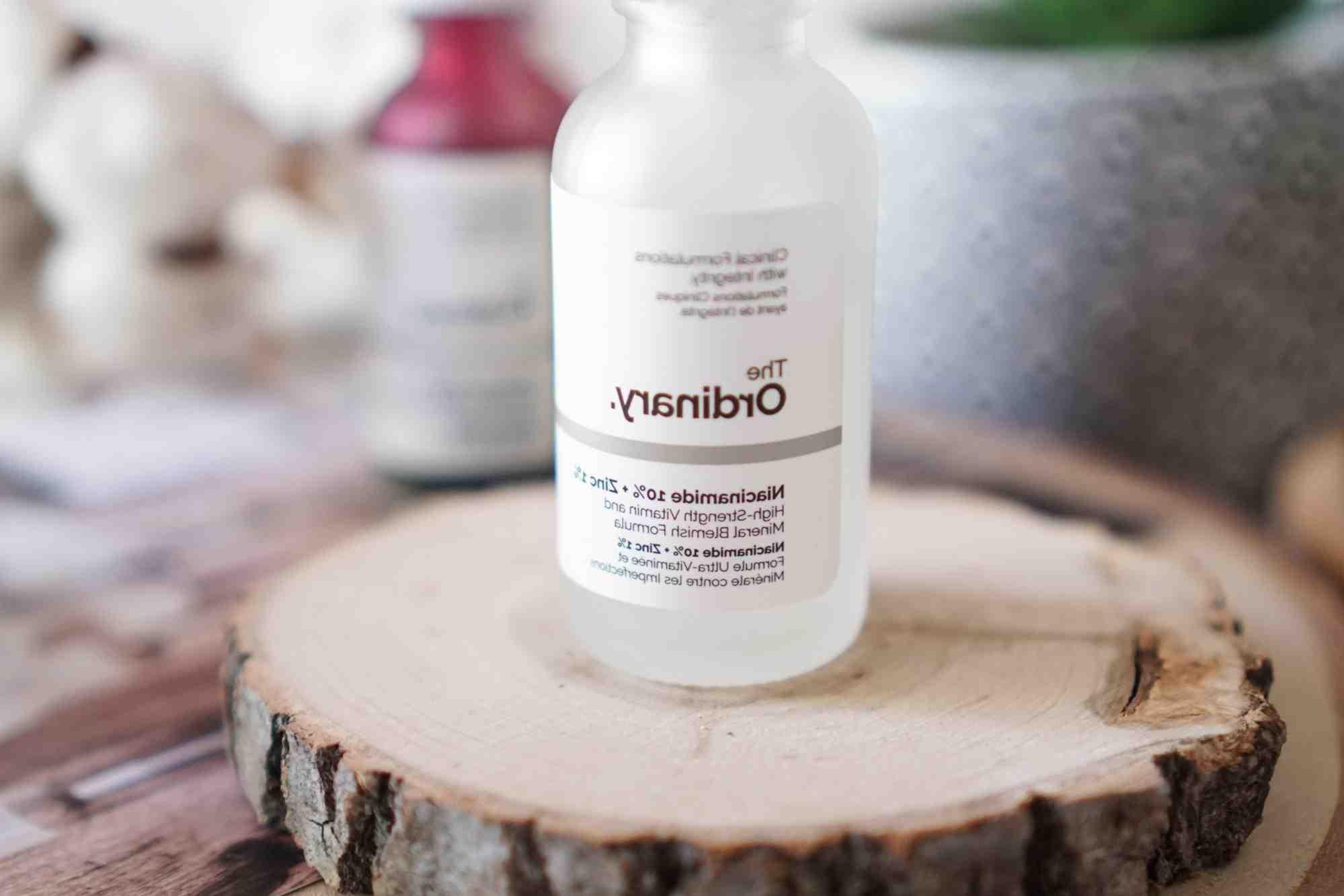 Comment utiliser niacinamide 10 zinc 1 ?